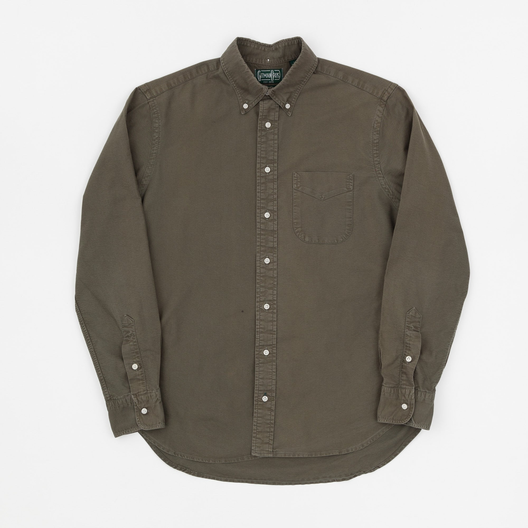 Gitman Vintage Classic BD Oxford Shirt