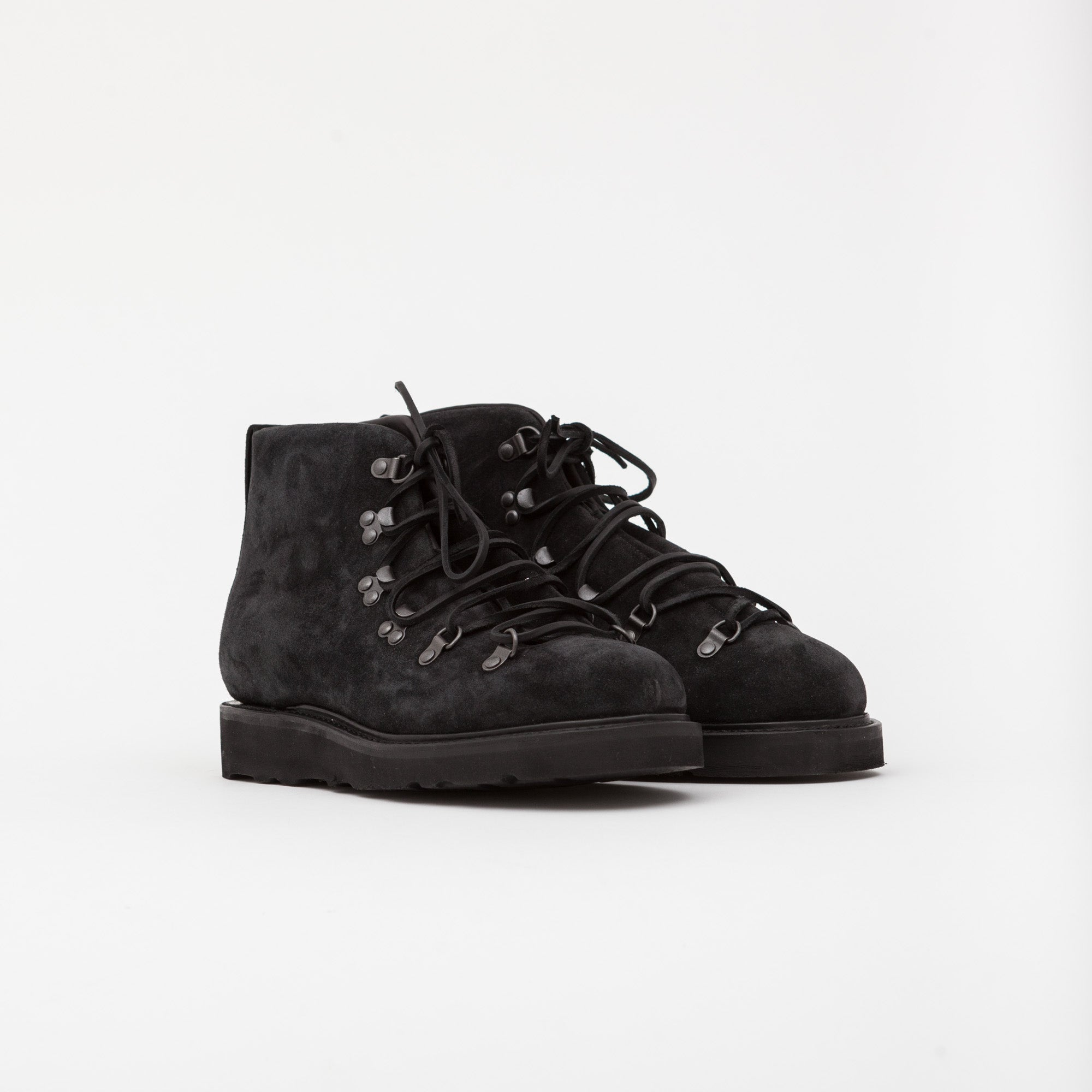 Viberb Boot Calf Suede Hiker Boot