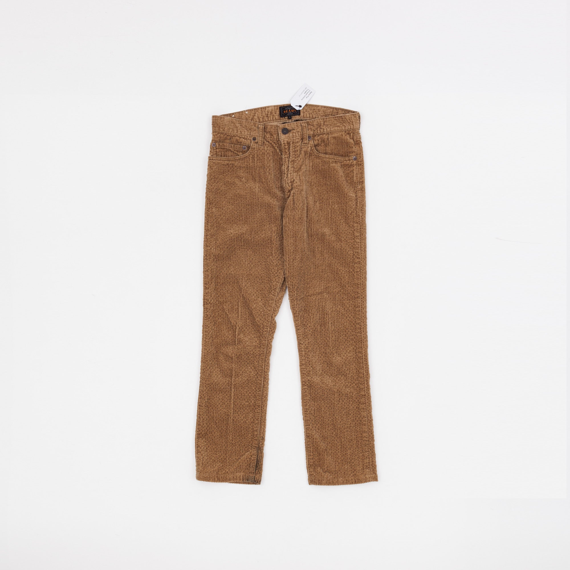 5 Pocket Corduroy Trousers