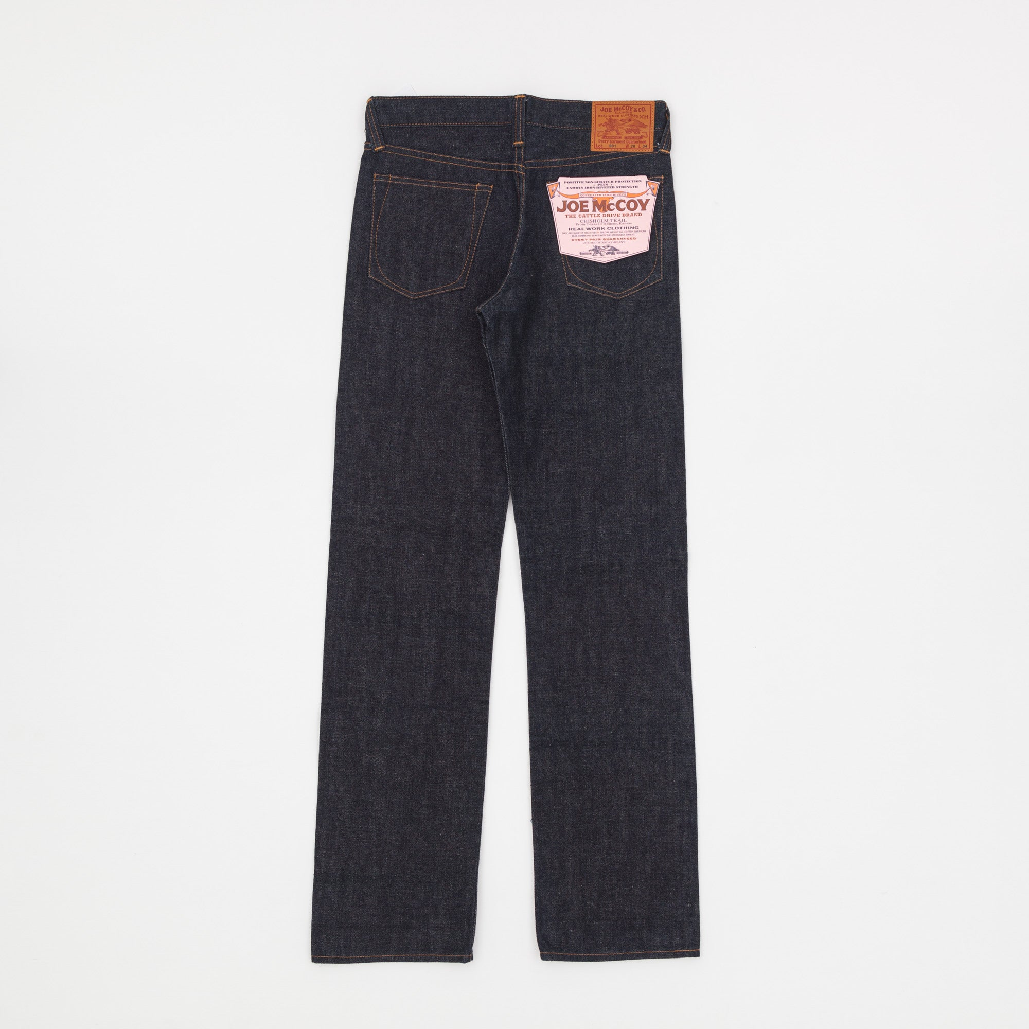 Joe McCoy Lot. 901 Denim
