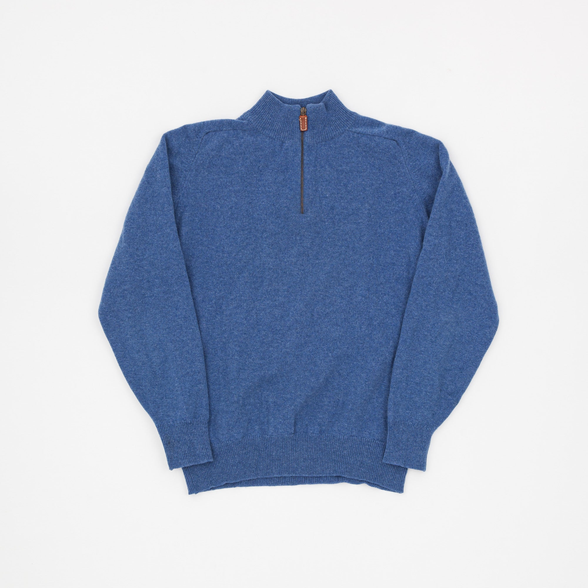 William Lockie 1/4 Zip Sweater