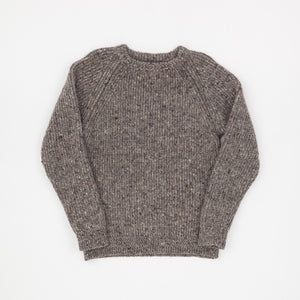 New & Lingwood Donegal Fisherman's Sweater