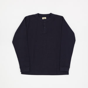 North Sea Clothing Cotton Henley
