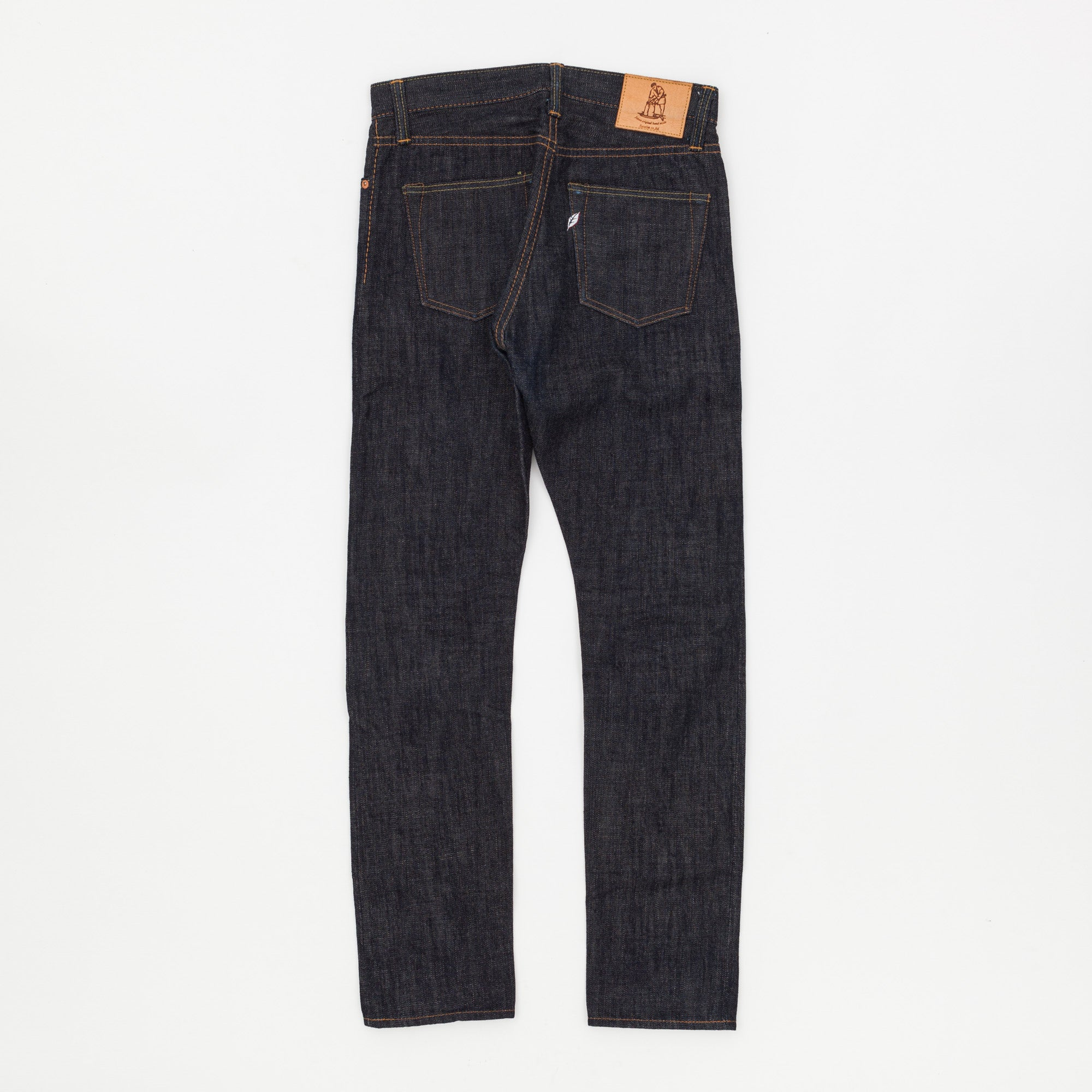 Lot.019-XX 14oz Tapered Selvedge Denim