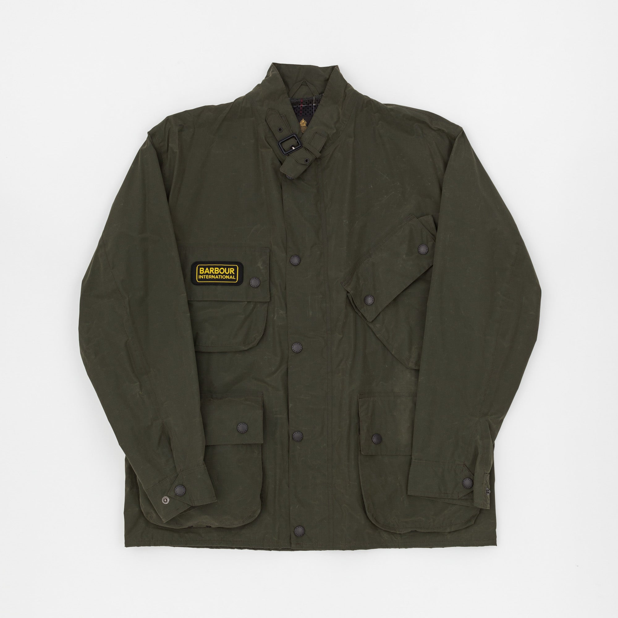 Barbour International Lightweight Original Waxed Jacket