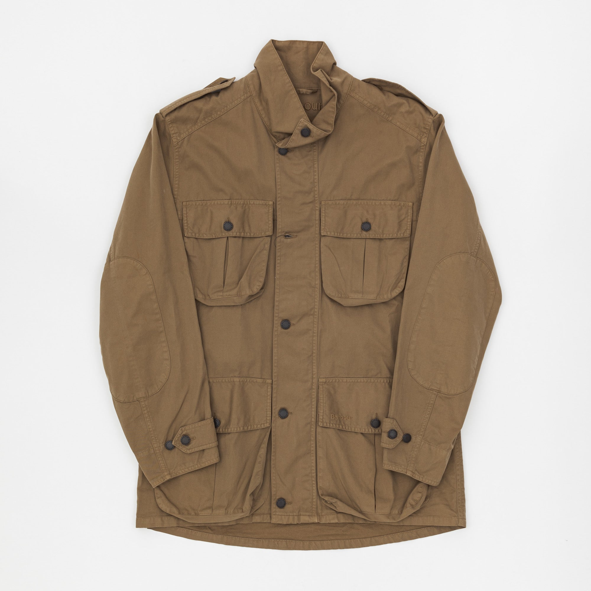 Barbour Cotton Trooper Jacket