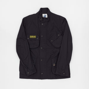 Barbour International Cotton Original Waxed Jacket