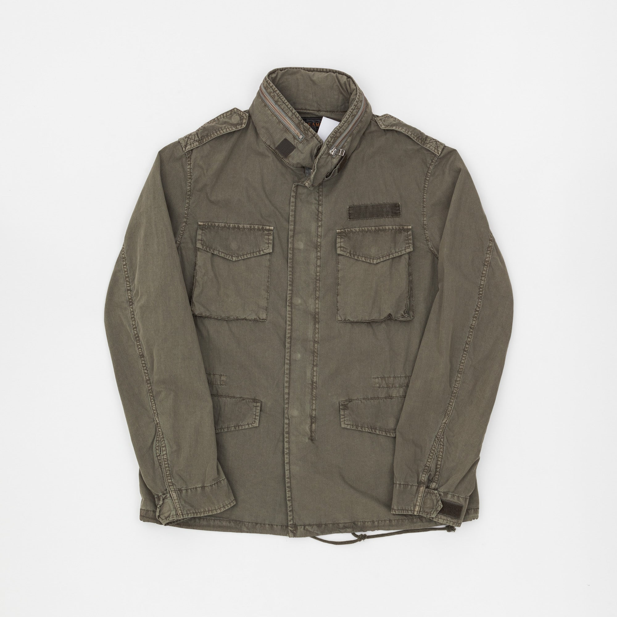 Beams Plus Nylon M-65 Field Jacket