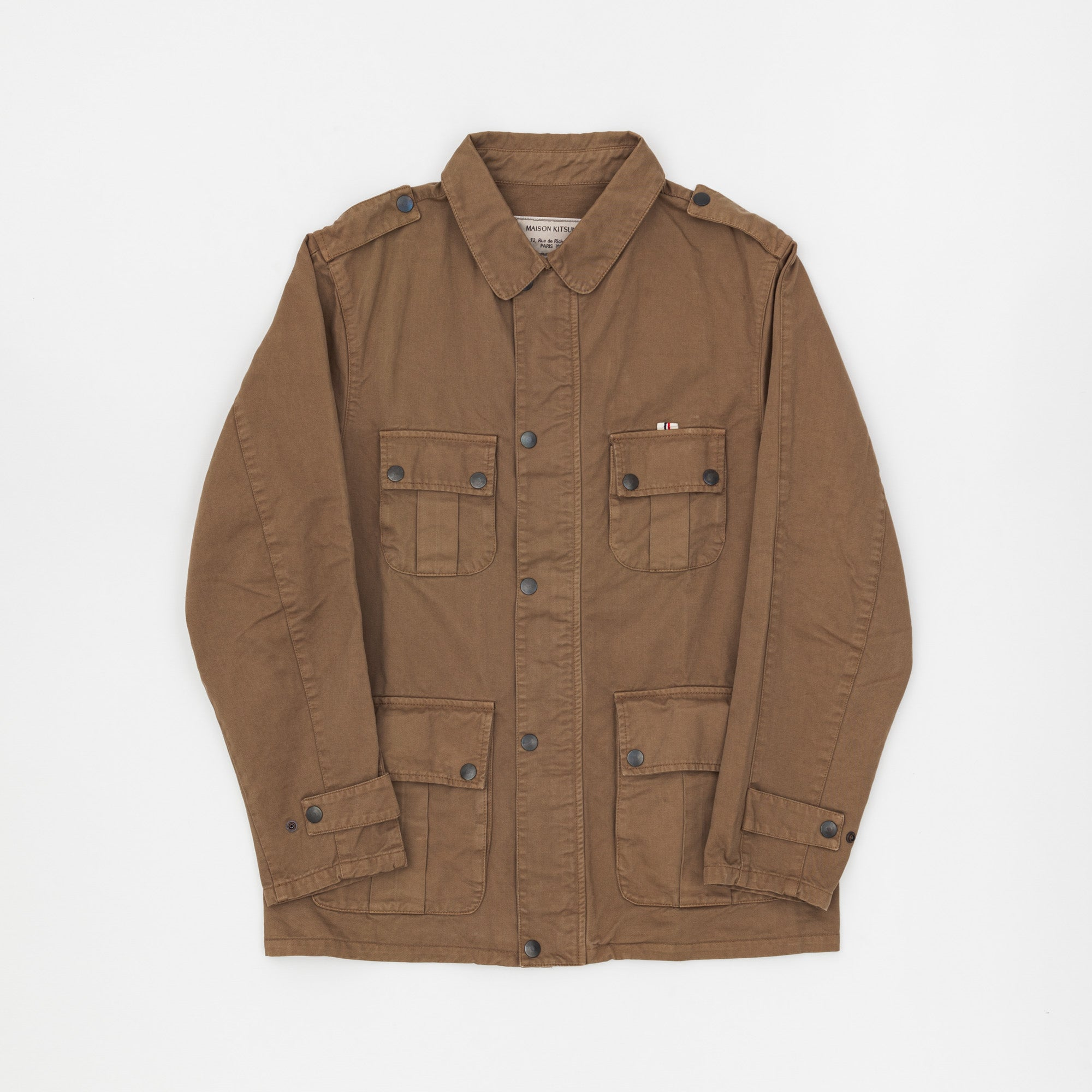 Kitsume Military Jacket