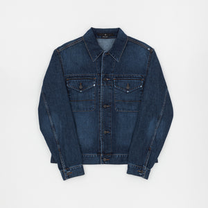 Stone Island 3 Year Wash Denim Jacket