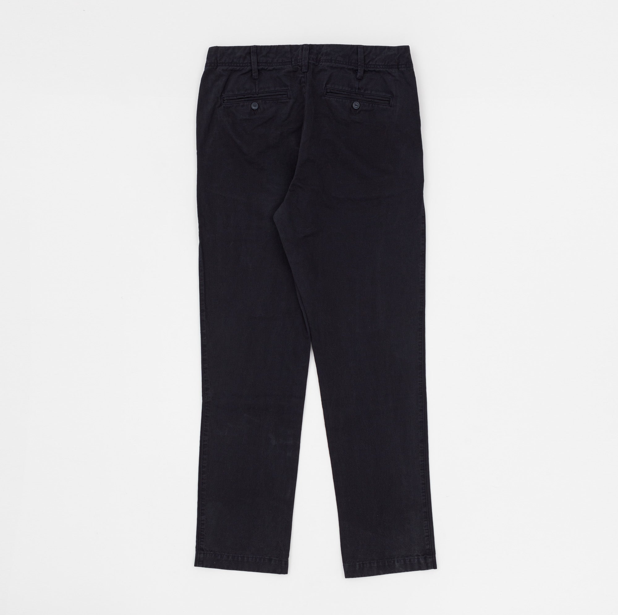 Bulldog Tapered Fit Twill Pants