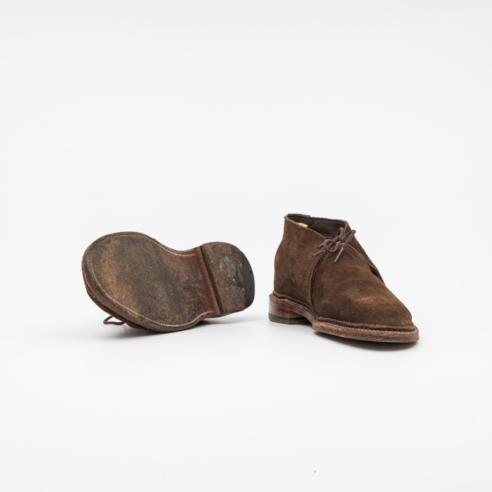Unlined Chukka Boots