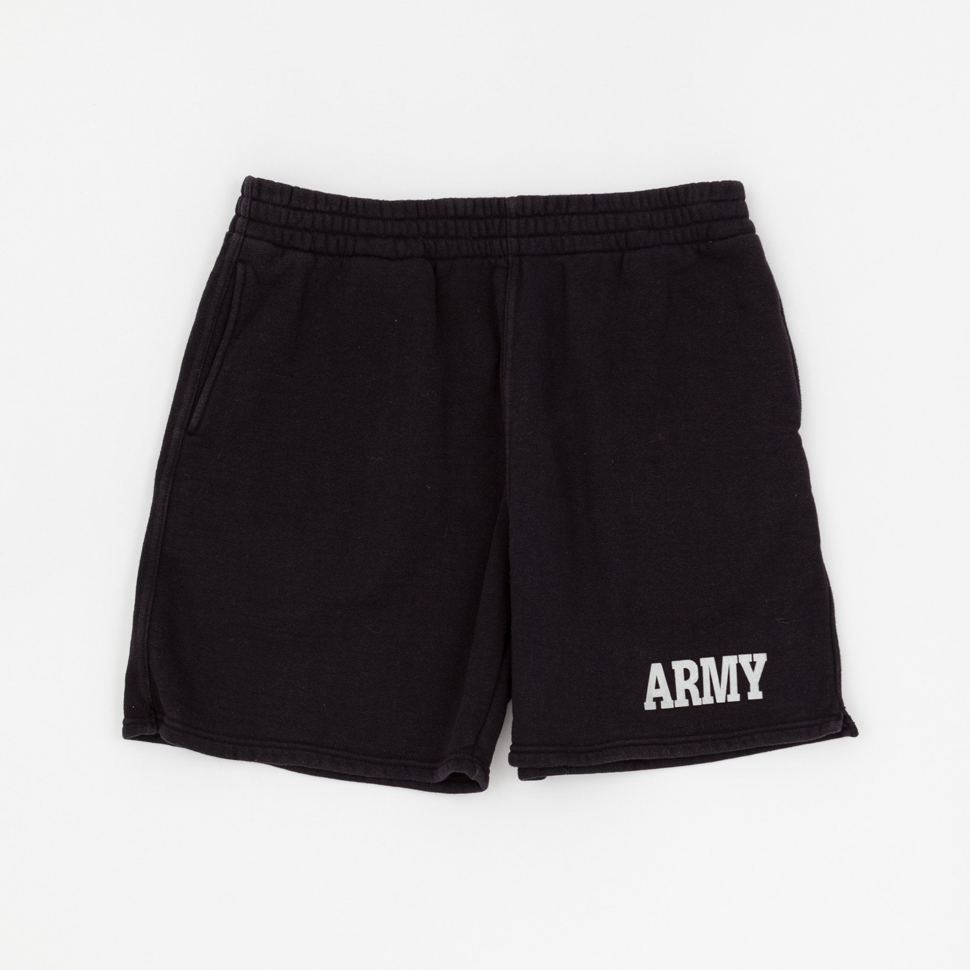 The Real McCoy's Physical Fitness Sweatshorts | Army