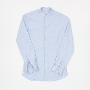 Luca Avitabile Collarless Shirt