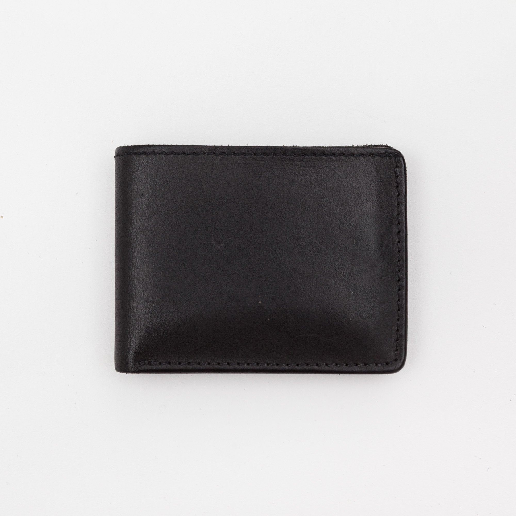 Tanner Goods Leather Utility Bifold Wallet