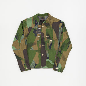 Nigel Cabourn Camo Shirt Jacket