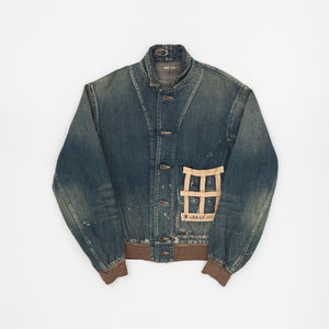 Denim Sports Jacket
