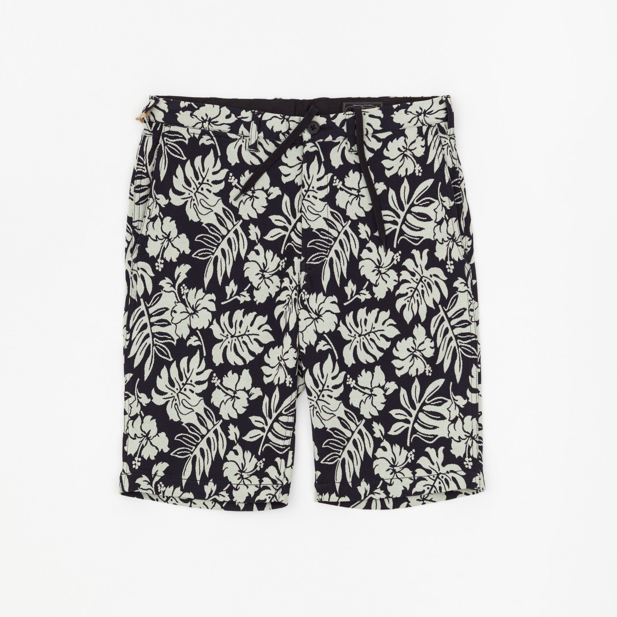 Beams + Jacquard Easy Shorts