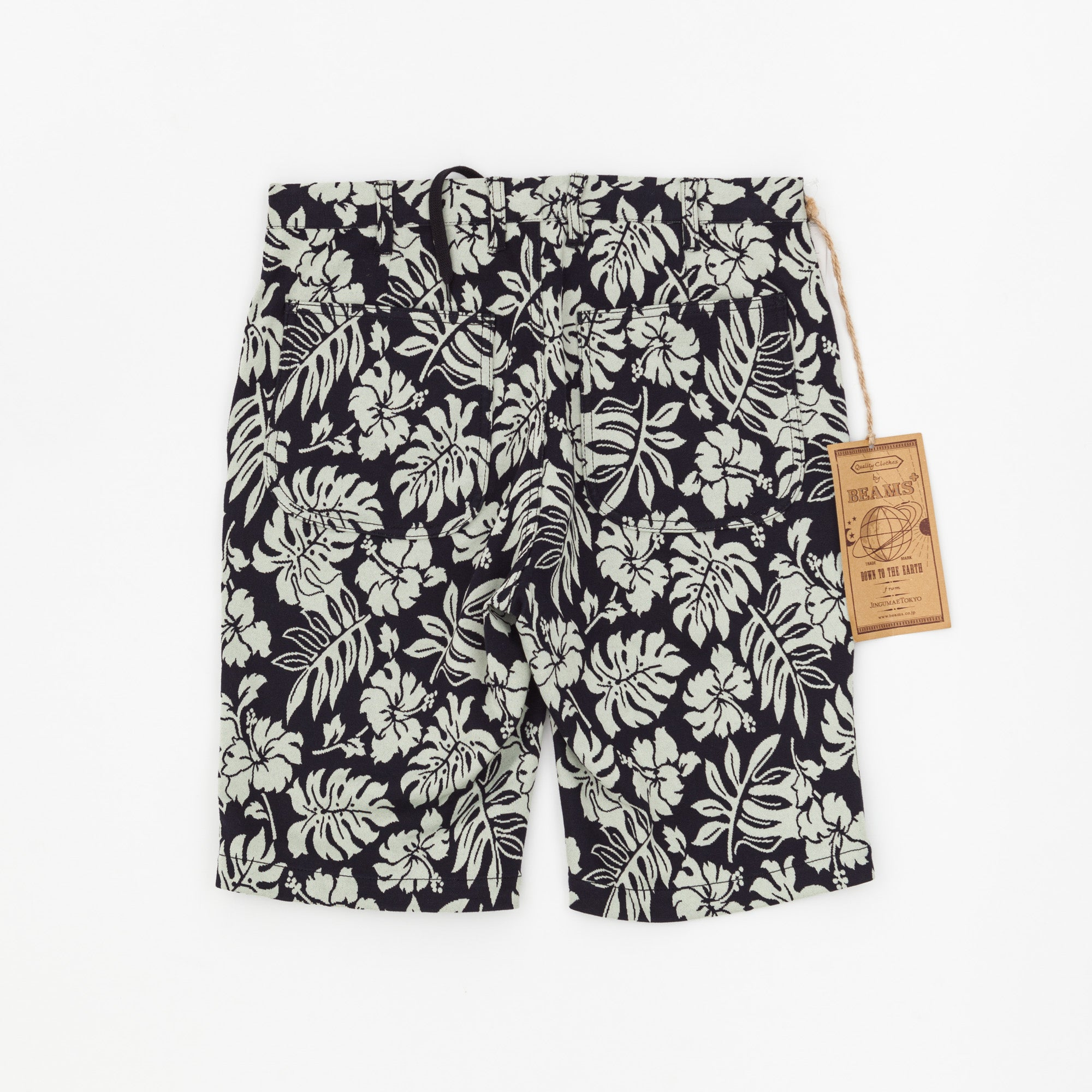 Jacquard Easy Shorts