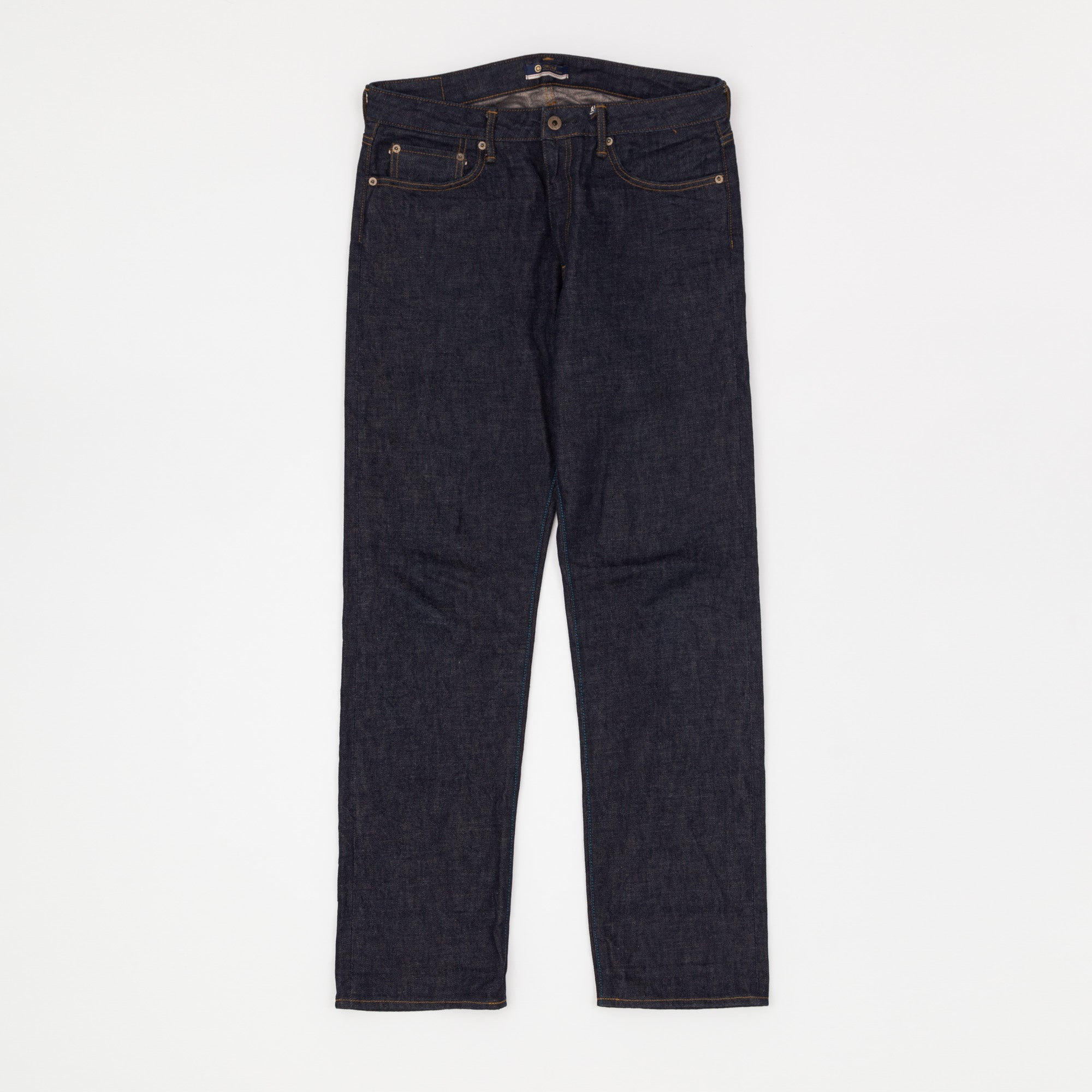 JAPAN BLUE Straight Fit Selvedge Jeans