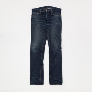 Skull 14.5oz 5010XX 6x6 Selvedge Denim