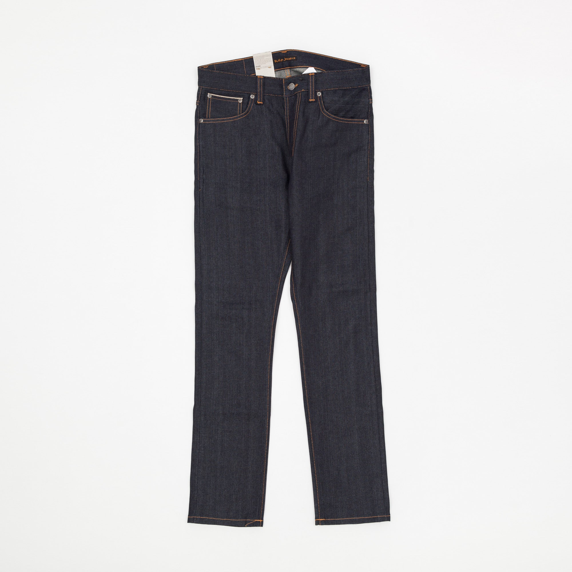 Lean Dean Selvedge Denim Jeans