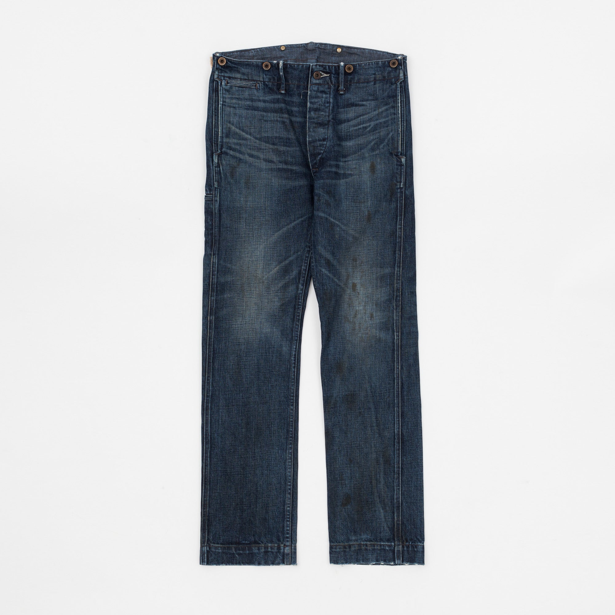 15oz Selvedge Denim Naval Pant
