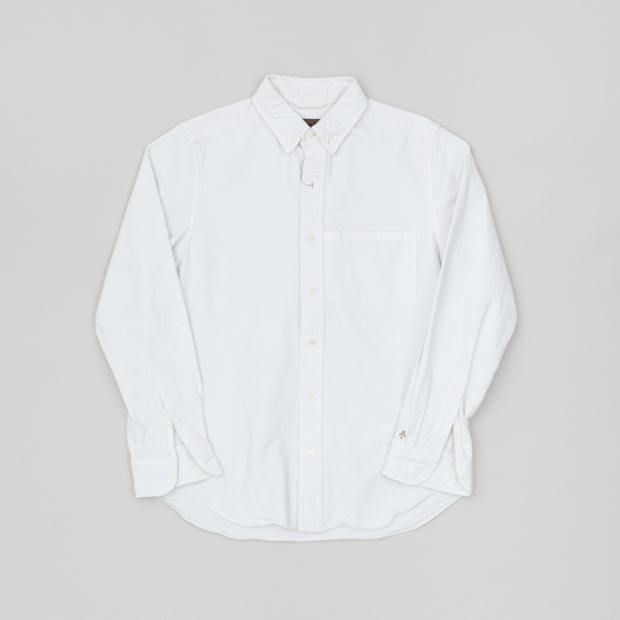 BD Oxford Cotton Shirt