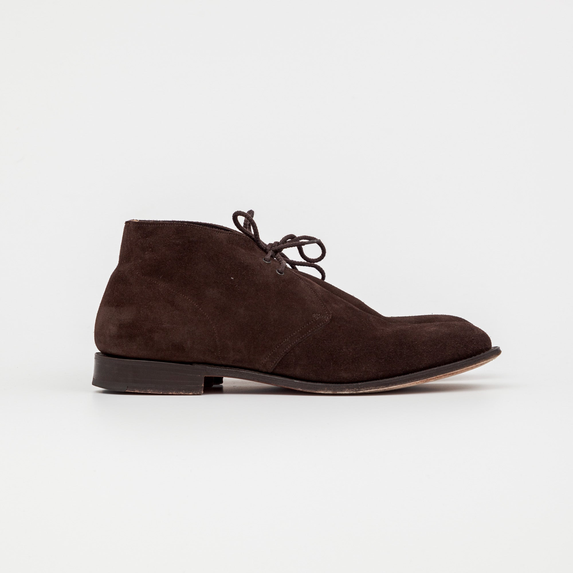 Church's Suede Dessert Boots