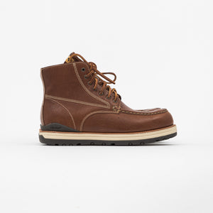 7 Hole Moc Toe Boot
