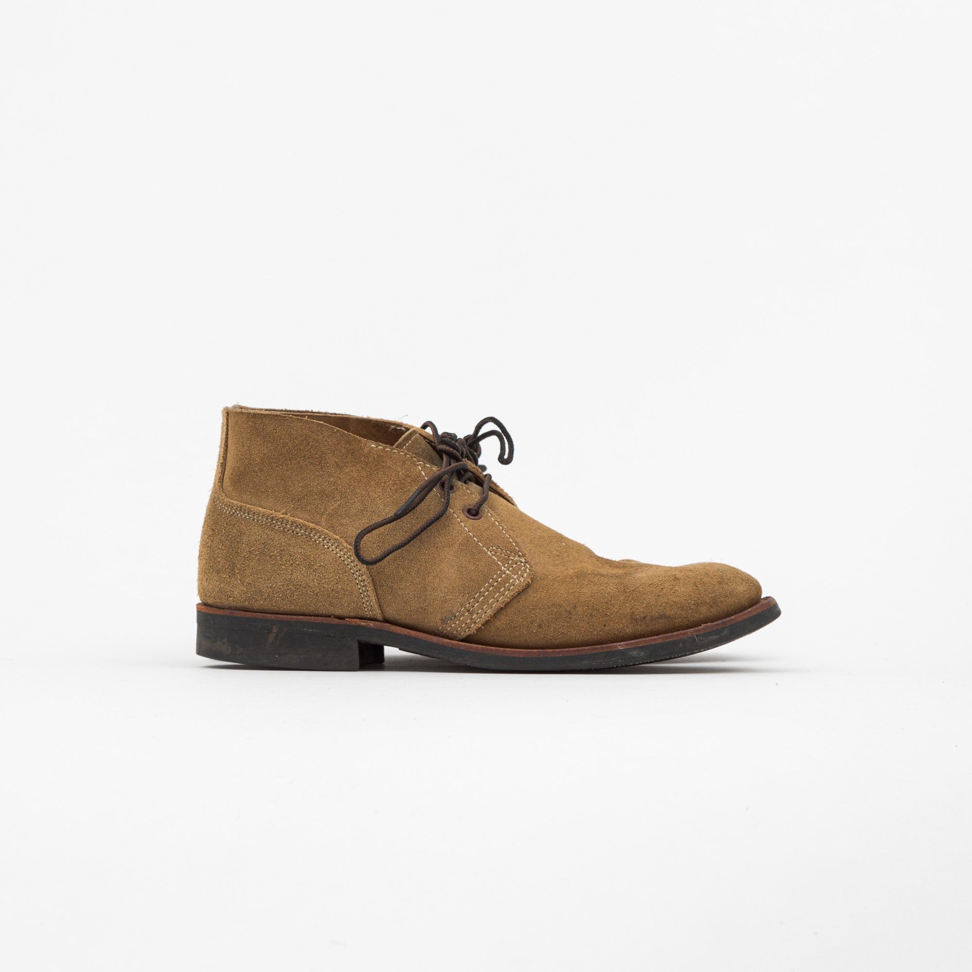 RRL Rough-out Suede Boots