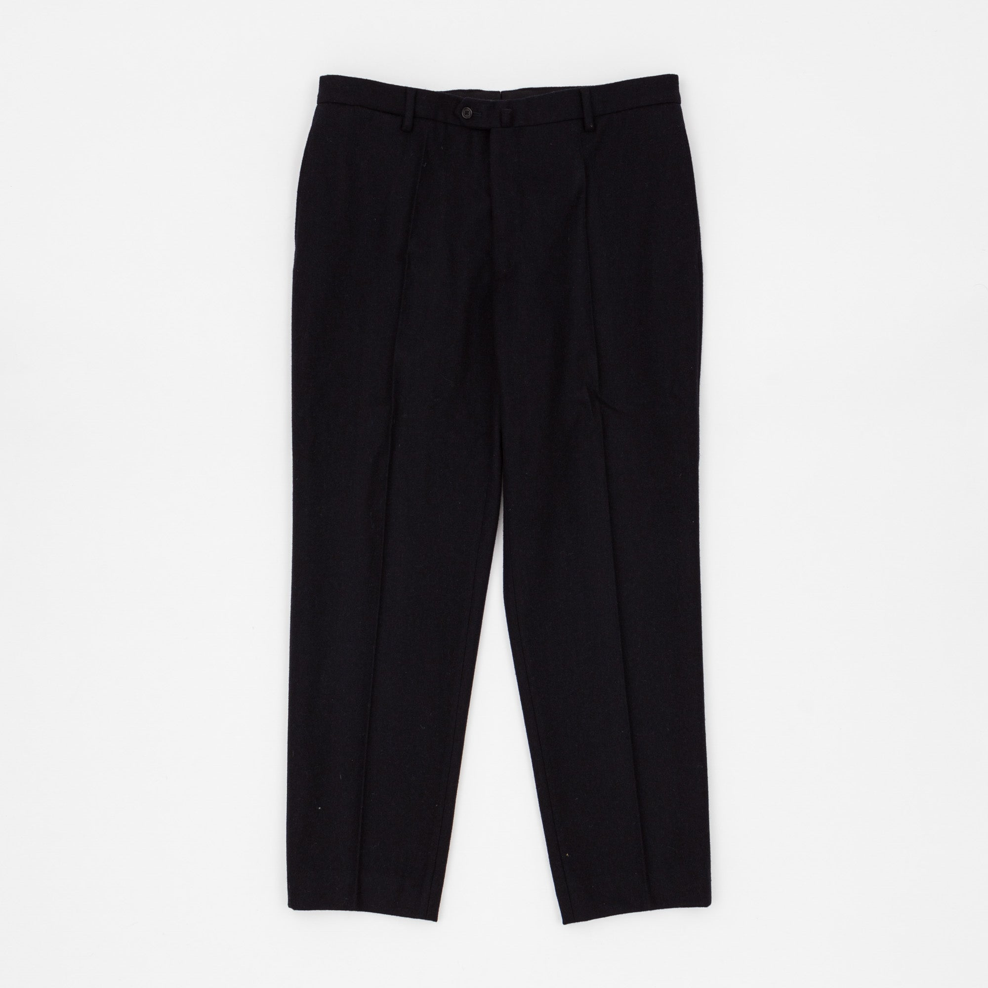 Fine Wool Trousers