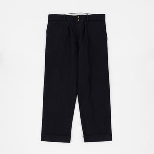 Fujito Cotton Drill Trousers