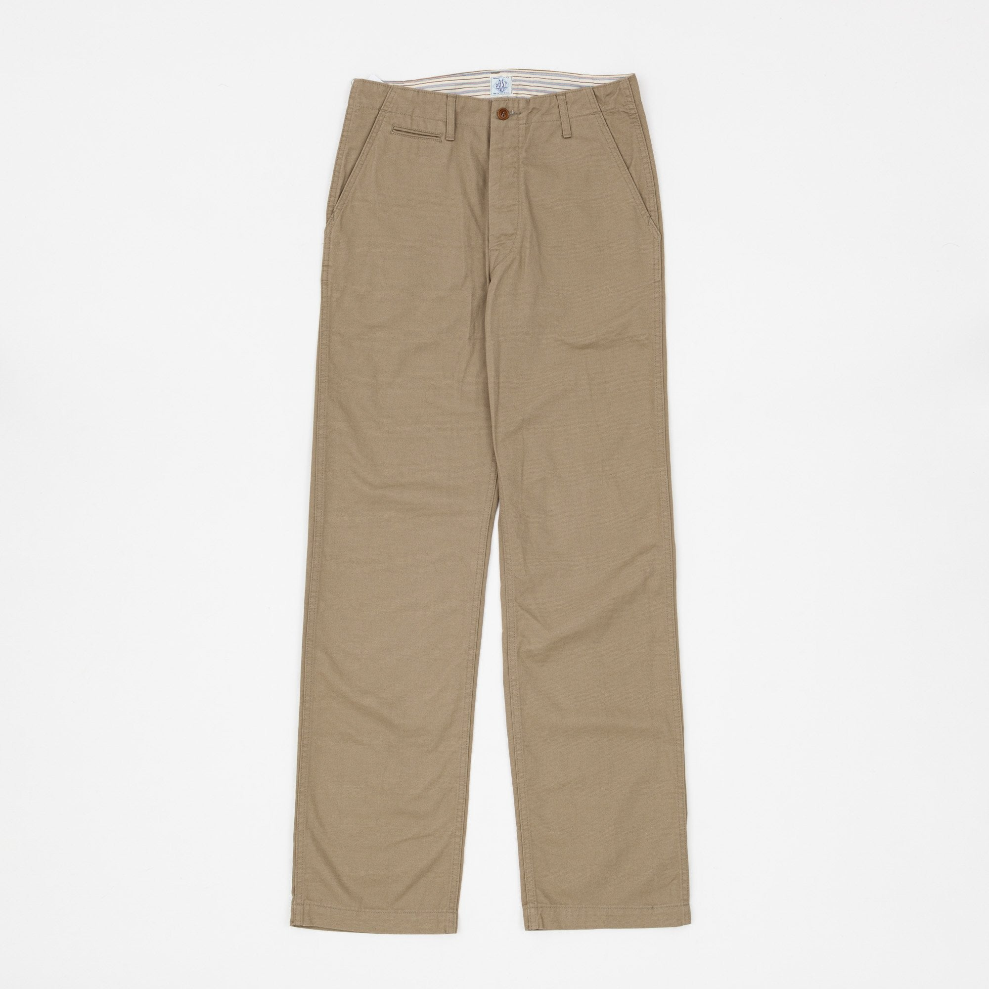 Post Overalls Classic Twill Chino