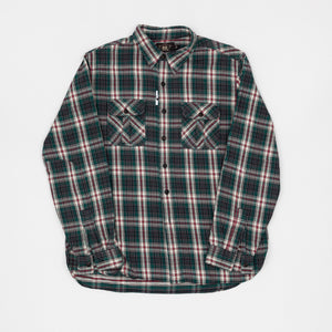RRL Plaid Work Shirt
