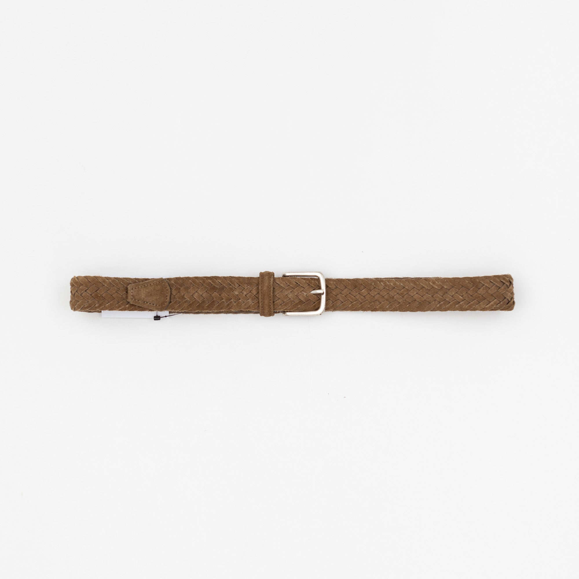 Anderson's Suede Wove Belt