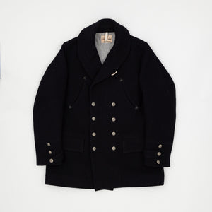 Haversack Heavyweight Pea Coat