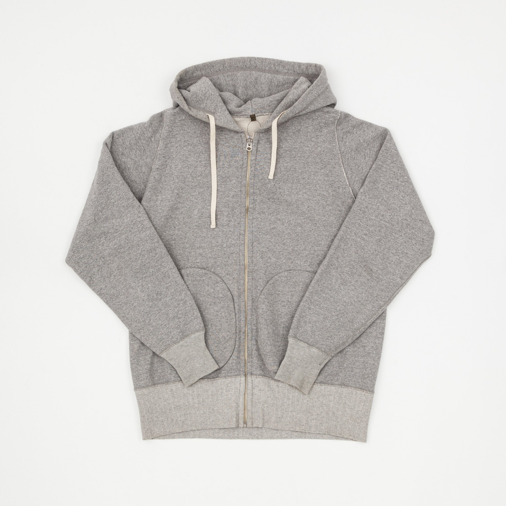 Nigel Cabourn Zip Hooded Sweatshirt