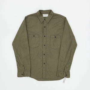 The Real McCoy's N-3 Utility Shirt