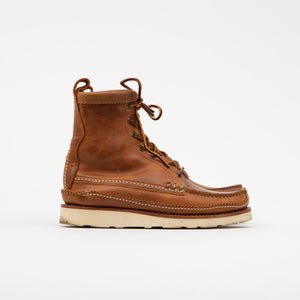Yuketen Maine Guide DB Leather Boot