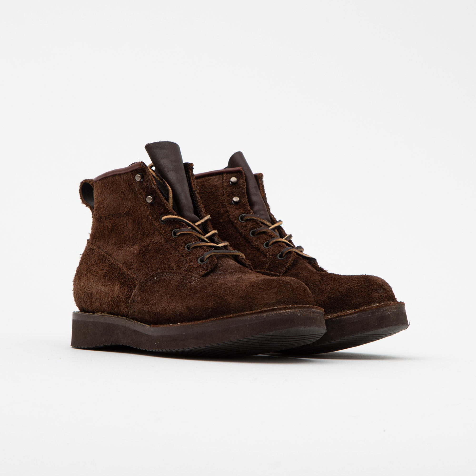 Viberg Boot x The New Order Rough-Out Leather Scout Boot