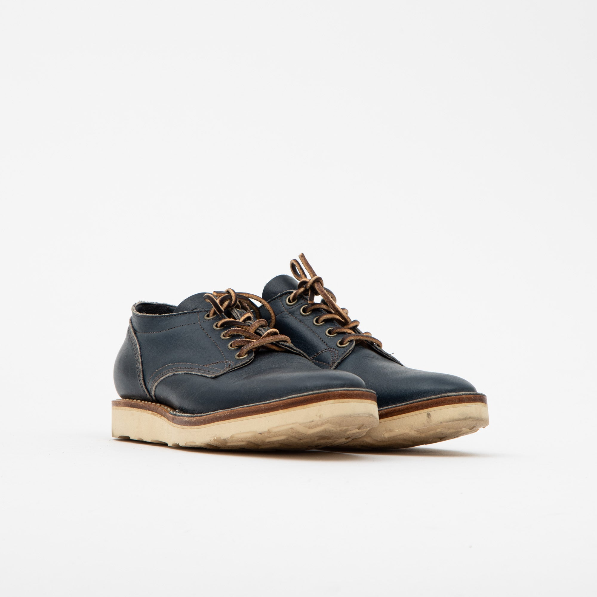 Viberg Boot 145 Leather Derby Shoe