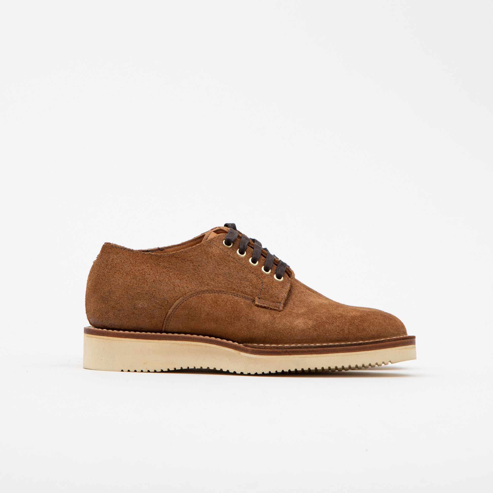 Viberg Boot x Haven 145 Rough-Out Leather Derby