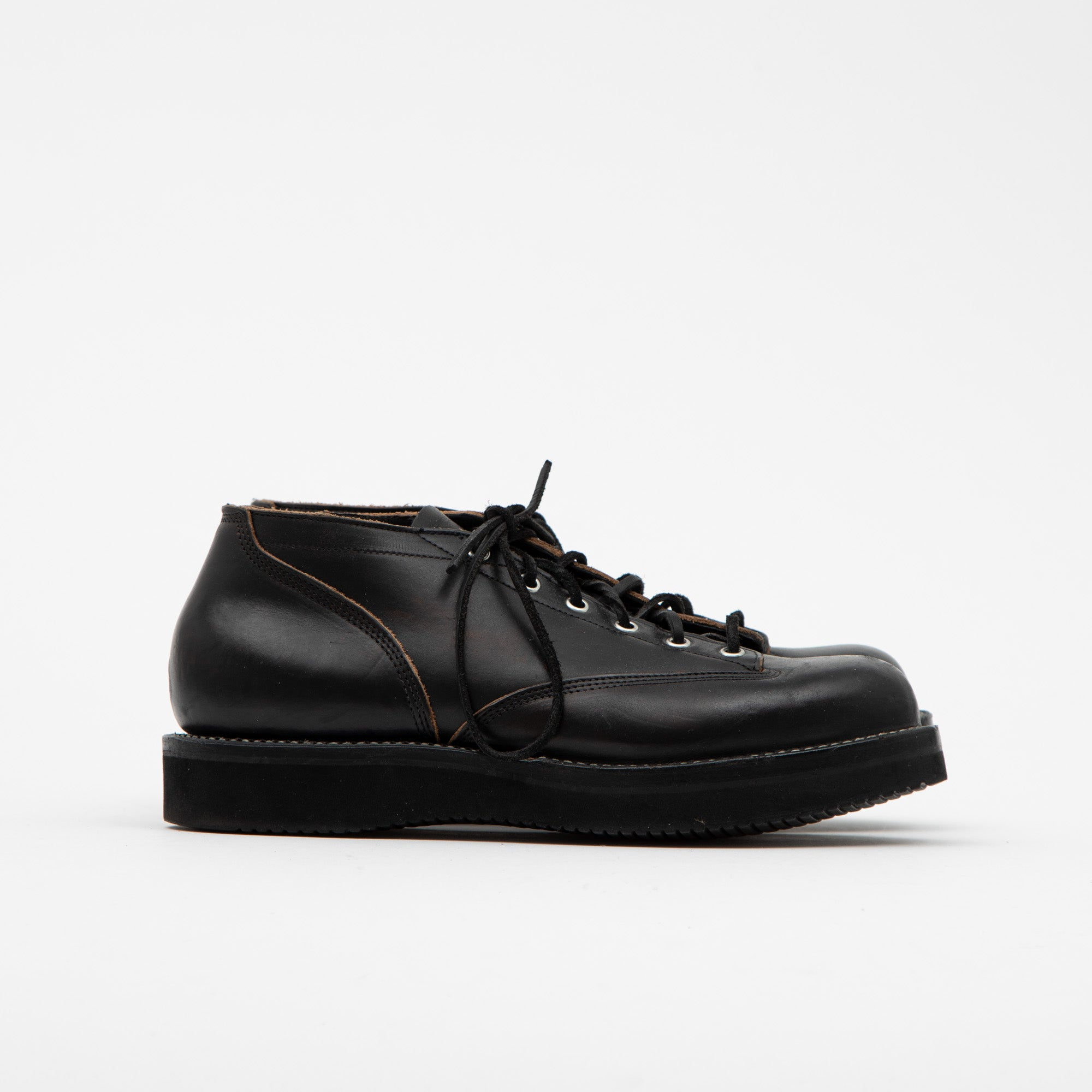 Viberg Lace to Toe Oxford Shoes (Japan Edition)