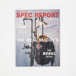 2010-2011 Spec Report Magazine (The Real McCoy's)