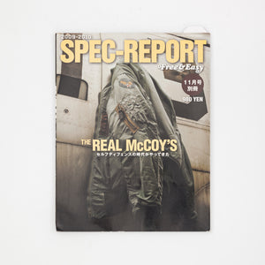 The Spec-Report Magazine