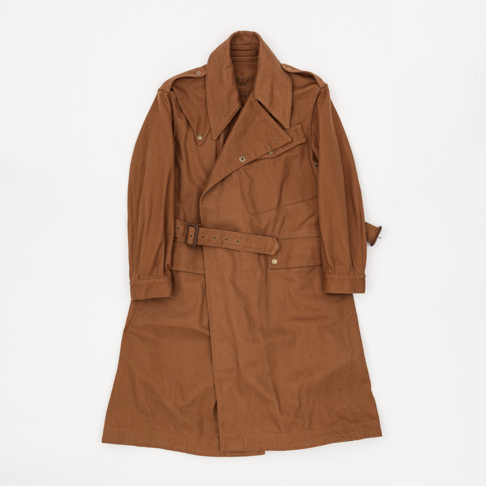The Real McCoy's Dispatch Rider Coat