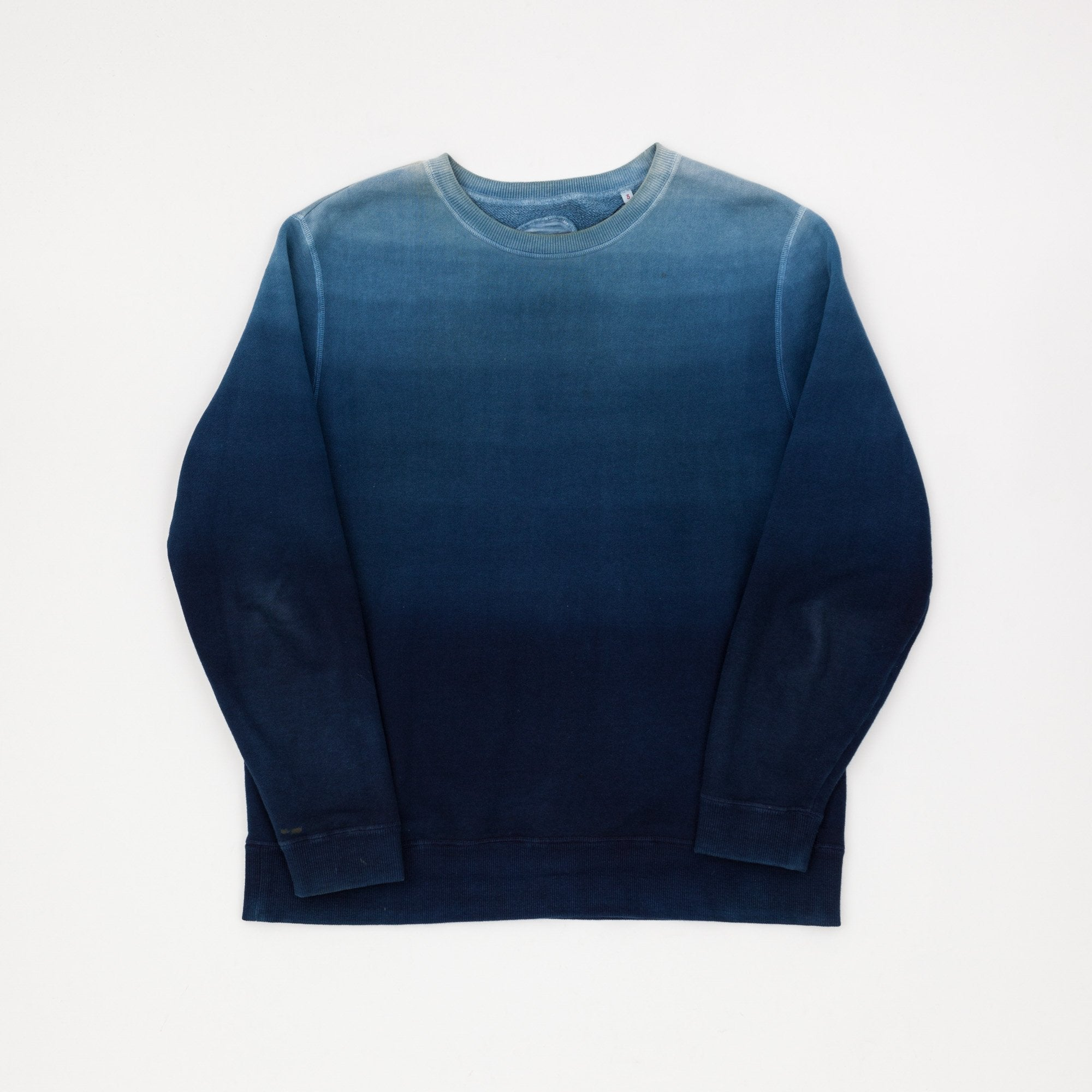 Blue Blue Japan Indigo Sweatshirt