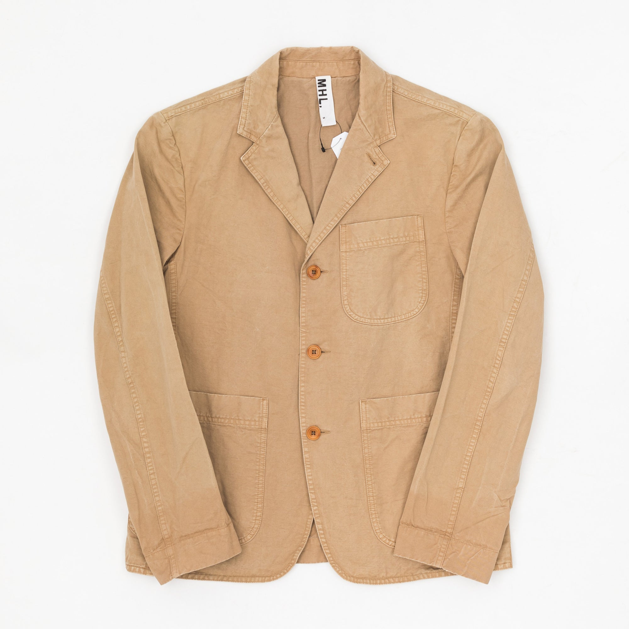 Cotton Staff Jacket