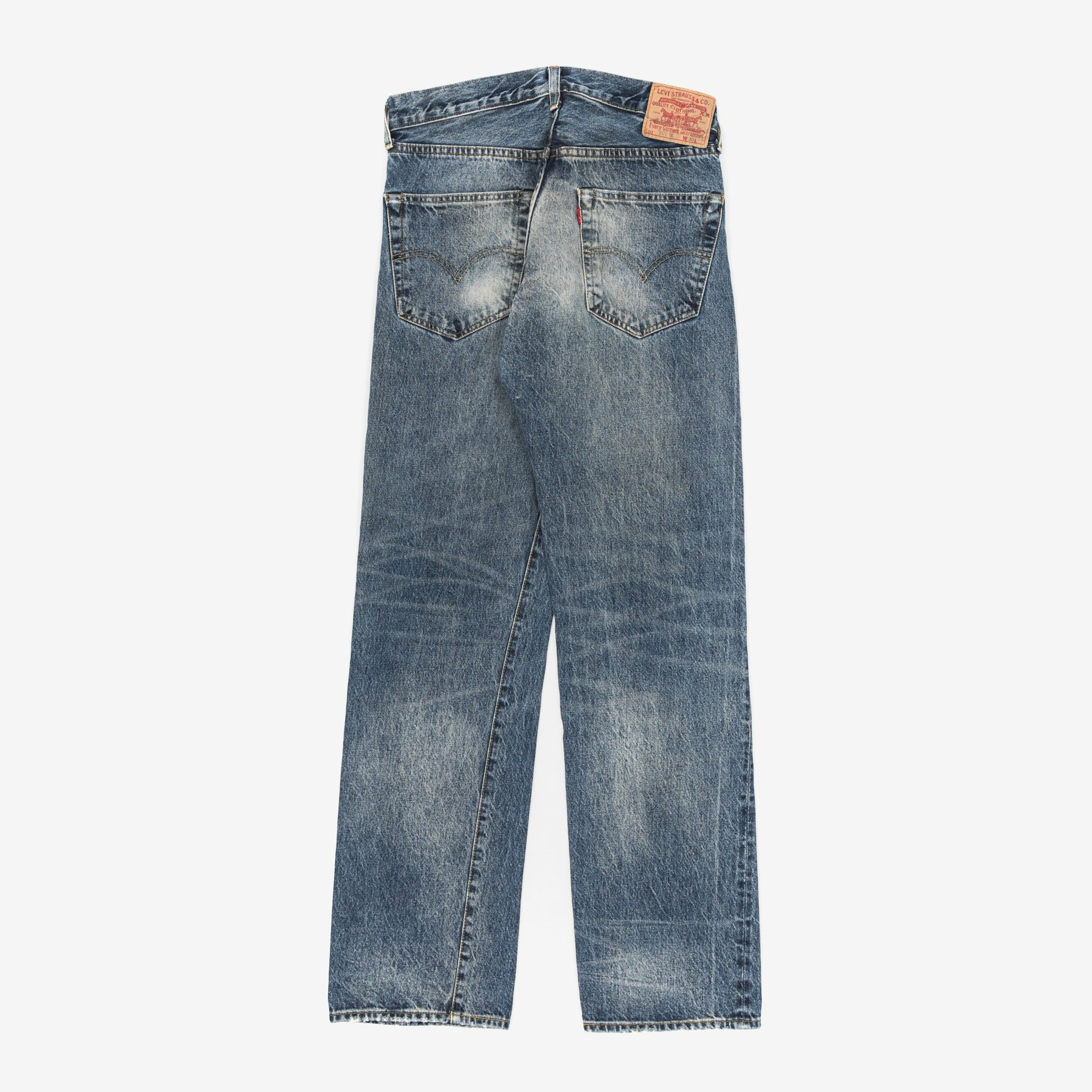 Lot 501 XX Denim